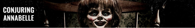 Figures Conjuring - Annabelle and merchandising products