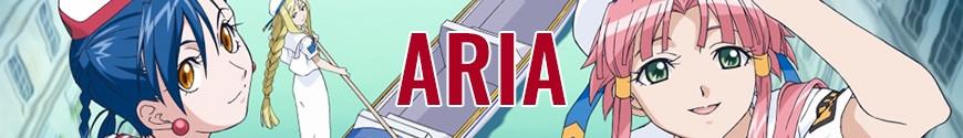 Figurines Aria et produits dérivés