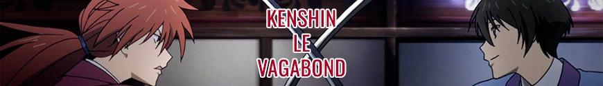 Figurines Kenshin le vagabond et produits dérivés