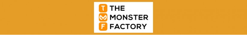 Produits dérivés The Monster Factory