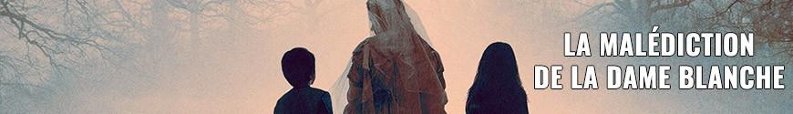 Figurines La Malédiction de la dame blanche et produits dérivés