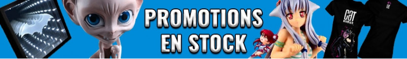 Figures and merchandising products in stock available at lowest prices